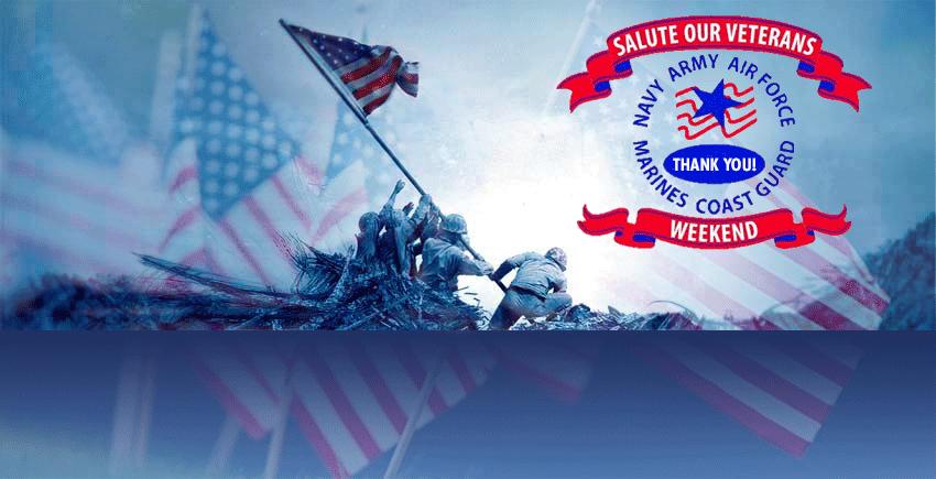 Saluting Veterans! ::  1