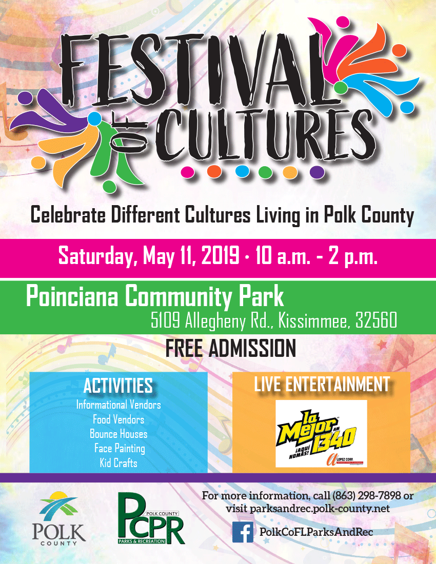 Poinciana Festival of Cultures