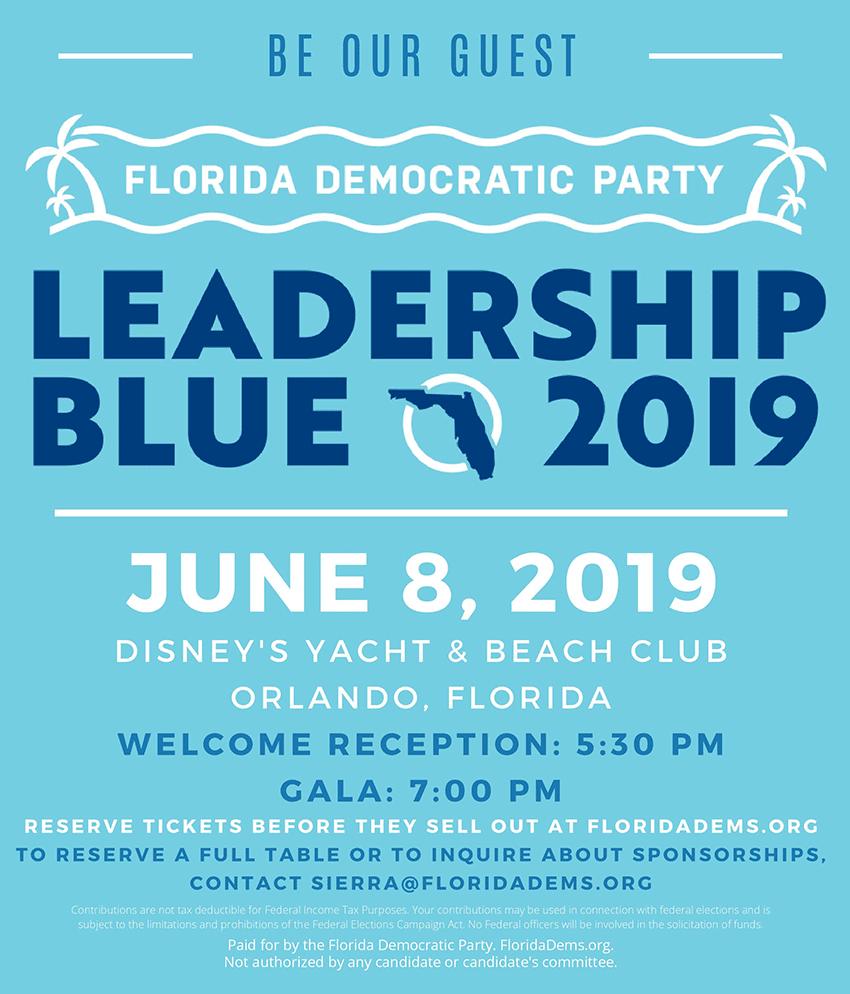 Leadership Blue, Orlando, June 7-9, 2019