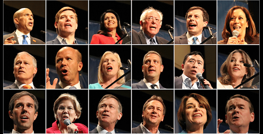2019 Democratic Presidential Candidates