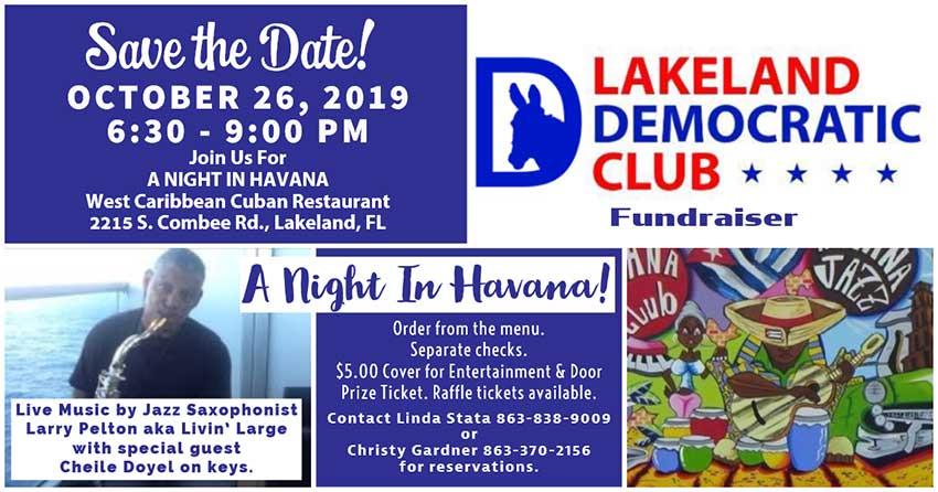Lakeland Democratic Club presernts