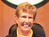 Kathie Sutherand, Polk County DEC Chair