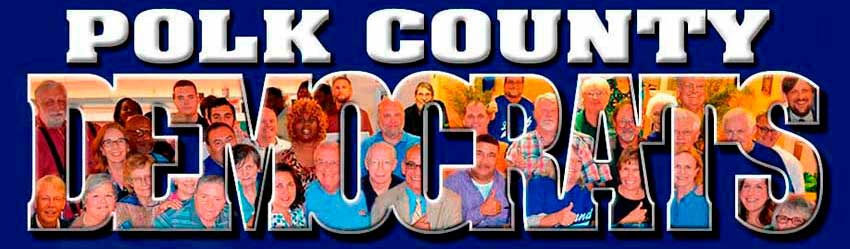 Polk County Democrats Are Working For You