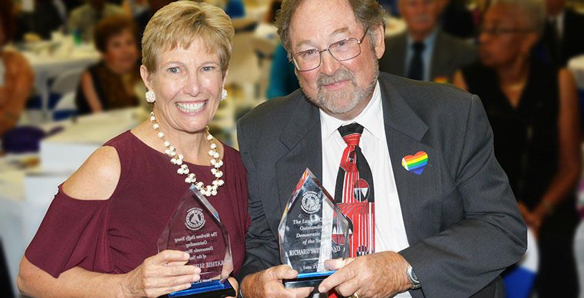 Polk Woman & Man of the Year! ::  1