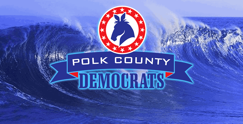Join The Blue Wave ::  1