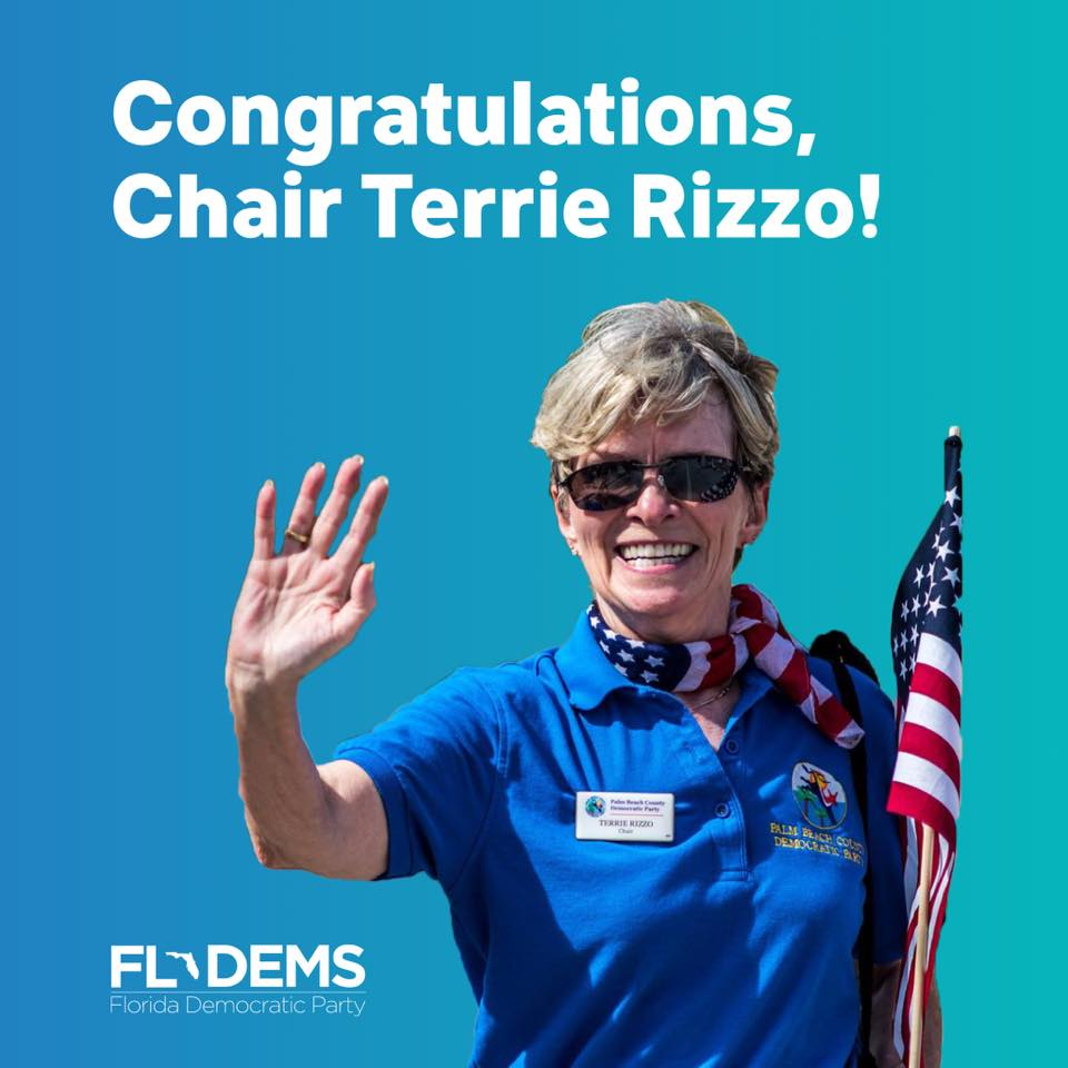 Terrie Rizzo, FDP Chair