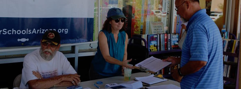 """Petition Drop Locations :: <h3><span style=""""color: #ffffff;""""><em><a href="""" http://sosarizona.org/pages/110"""">Find out where and when to drop off your petition</a></em></span></h3> 1"""
